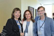 Dori Espeso, Liliana Osorio, & Joseba Achotegui